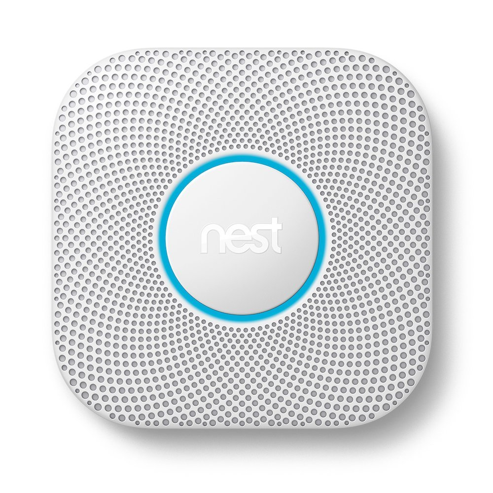 Nest Protect Smoke + CO2 Monitor